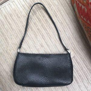 Ann Taylor leather purse